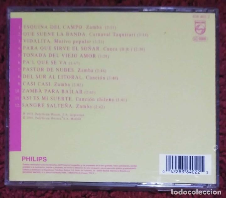 CDs de Música: LOS FRONTERIZOS (DEL SUR AL LITORAL) CD 1995 - Foto 2 - 116161479
