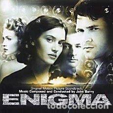 CDs de Música: ENIGMA MÚSICA COMPUESTA Y DIRIGIDA POR JOHN BARRY DESCATALOGADO. Lote 116162639