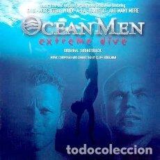 CDs de Música: OCEAN MEN. EXTREME DIVE MÚSICA COMPUESTA Y DIRIGIDA POR CLIFF EIDELMAN DESCATALOGADO. Lote 116163263