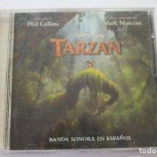 CDs de Música: CD PHILL COLLINS TARZAN. Lote 116170899