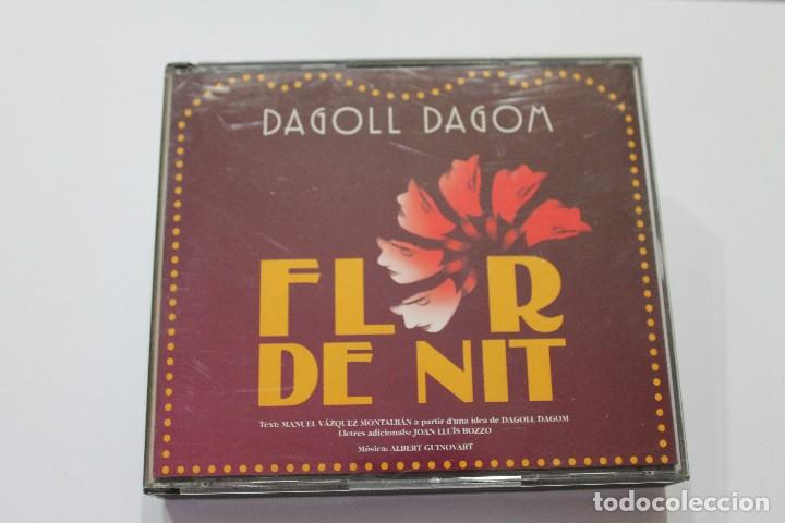 CDs de Música: CD DAGOLL DAGOM FLOR DE NIT DOBLE CD - Foto 1 - 116173223