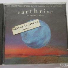 CDs de Música: CD EARTHRISE THE RAINFOREST ALBUM. Lote 116174443