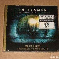CDs de Música: (SIN ABRIR) __ IN FLAMES - SOUNDTRACK TO YOUR ESCAPE (REEDICIÓN 2014) ED. ESPECIAL DIGIPAK. Lote 116174691