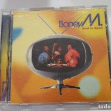CDs de Música: CD BONEY M BEST IN SPAIN BONUS TRACKS FANGORIA THE KILLER BARBIES. Lote 116174899