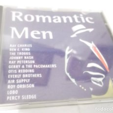 CDs de Música: CD - ROMANTIC MEN - 12 TEMAS. Lote 116177527