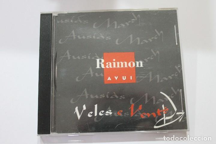 CD RAIMON VELES AL VENT (Música - CD's Otros Estilos)