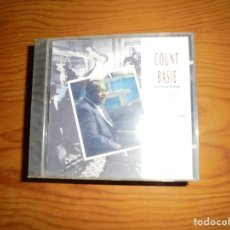 CDs de Música: COUNT BASIE. BASIE´S BEST. CLASSIC JAZZ, 1992. CD. IMPECABLE. Lote 116192707
