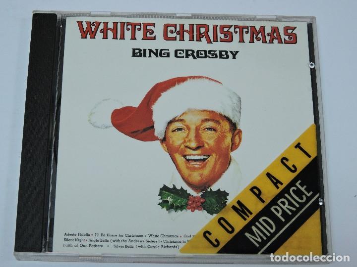BING CROSBY - WHITE CHRISTMAS CD (Música - CD's Jazz, Blues, Soul y Gospel)
