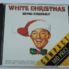 CDs de Música: BING CROSBY - WHITE CHRISTMAS CD. Lote 116198515