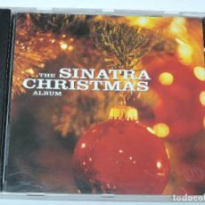 CDs de Música: THE SINATRA CHRISTMAS ALBUM CD. Lote 116199603