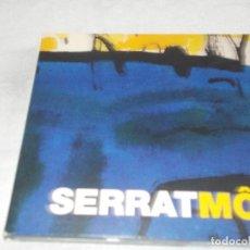 CDs de Música: JOAN MANUEL SERRAT SERRATMÔ CD Y DVD . Lote 116203415