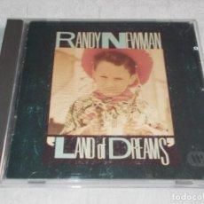 CDs de Música: RANDY NEWMAN LAND OF DREAMS. Lote 116213011