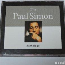 CDs de Música: THE PAUL SIMON ANTHOLOGY CD X2. Lote 116221895
