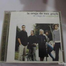 CDs de Música: CD LA OREJA DE VAN GOGH EL VIAJE DE COPPERPOT. Lote 116229739