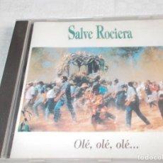 CDs de Música: SALVE ROCIERA. Lote 116241571