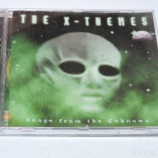 CDs de Música: THE X-THEMES - SONGS FROM THE UNKNOWN CD. Lote 116258103