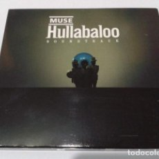 CDs de Música: CD DOBLE CD MUSE ( HULLABALOO ) 2002 DIGIPACK SOUNDTRACK. Lote 116262459