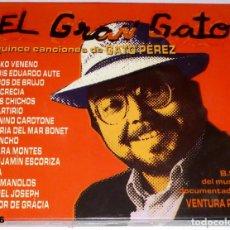 CDs de Música: GATO PEREZ EL GRAN GATO - DIGIPACK - PRECINTADA. Lote 116265019