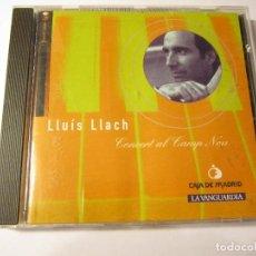 CDs de Música: CD LLUIS LLACH CONCERT AL CAMP NOU L'ESTACA LA VANGUARDIA CAJA DE MADRID. Lote 116279531