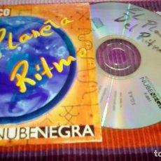 CDs de Música: EL PLANETA DEL RITMO AJOBLANCO CD ORIGINAL 20 TRACKS: VIEJA TROVA SANTIAGUERA, HIJAS DEL SOL, I GITA. Lote 116359467