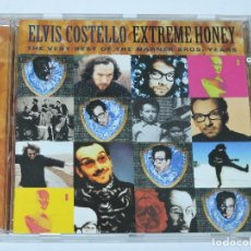 CDs de Música: ELVIS COSTELLO - EXTREME HONEY (THE VERY BEST OF THE WARNER BROS. YEARS) CD. Lote 116370331