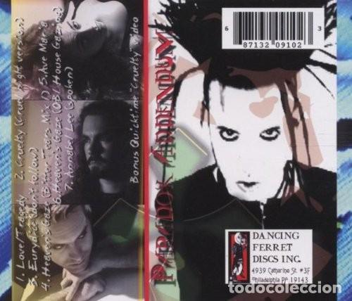 CDs de Música: The Crüxshadows - Paradox Addendum - CD Precintado - Foto 2 - 116372623