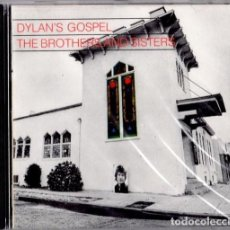 CDs de Música: THE BROTHERS & SISTERS - DYLAN'S GOSPEL - CD. Lote 116374495