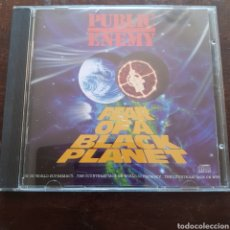 CDs de Música: PUBLIC ENEMY. FEAR OF A BLACK PLANET. CD. DEF JAM. 1990. Lote 116414260