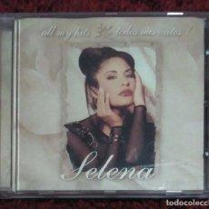 CDs de Música: SELENA (ALL MY HITS - TODOS MIS EXITOS) CD 1999. Lote 116485879