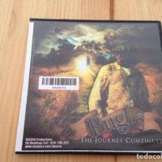 CDs de Música: BUGLE-THE JOURNEY CONTINUES-REGGAE-CD-R. Lote 116517439