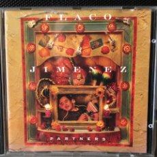 CDs de Música: FLACO JIMENEZ-PARTNERS-1992. Lote 116529287