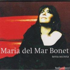 CDs de Música: MARIA DEL MAR BONET CD TERRA SECRETA 2007. Lote 116559055