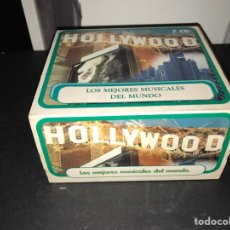 CDs de Música: HOLLYWOOD, PACK 7 CD, LOS MEJORES MUSICALES DEL MUNDO.EVITA, CABARET, CATS, GREASE, FAME, ETC. Lote 116569210