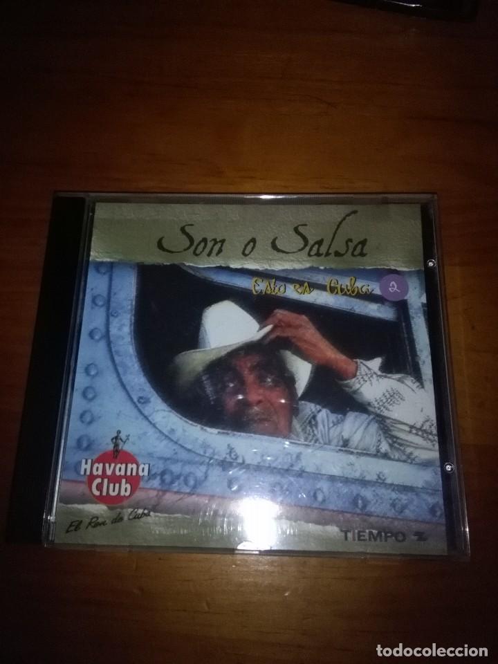 ESTO ES CUBA 2. SON O SALSA. B9CD (Música - CD's Otros Estilos)