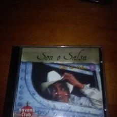 CDs de Música: ESTO ES CUBA 2. SON O SALSA. B9CD. Lote 116574375