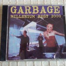 CDs de Música: CD GARBAGE - MILLENIUM BEST 2000. Lote 116678311