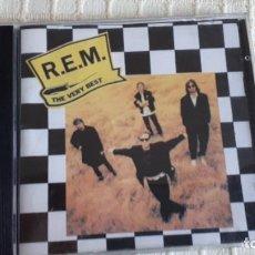 CDs de Música: CD - R.E.M. - THE VERY BEST. Lote 116679895