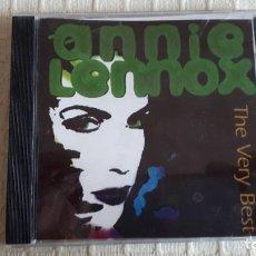 CDs de Música: CD - ANNIE LENNOX - THE VERY BEST. Lote 116680539