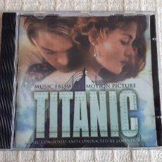 CDs de Música: CD - BANDA SONORA ORIGINAL - TITANIC - B.S.O.. Lote 116680819