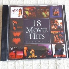 CDs de Música: CD - BANDA SONORA ORIGINAL - 18 MOVIE HITS - VOL. 1 - B.S.O.. Lote 116681043