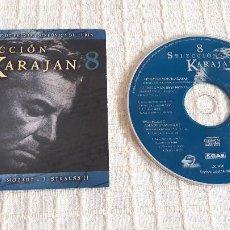 CDs de Música: CD SELECCIÓN KARAJAN - VOL. 8. Lote 116693223