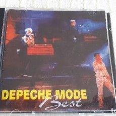CDs de Música: CD - DEPECHE MODE - BEST. Lote 116693423