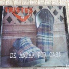 CDs de Música: CD - LOS TRISTES - ZAPATILLAS DE ANDAR POR CASA. Lote 116693891