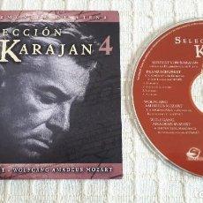 CDs de Música: CD - SELECCIÓN KARAJAN - VOL. 4. Lote 116694267