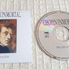 CDs de Música: CD - CHOPIN INMORTAL. Lote 116694395