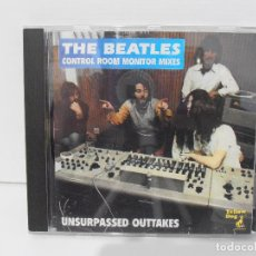 CDs de Música: CD THE BEATLES, CONTROL ROOM MONITOR MIXES, UNSURPASSED OUTTAKES, YELLOW DOG. Lote 116704759
