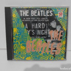 CDs de Música: CD THE BEATLES, A HARD DAY'S NIGHT, TOP, JAPON. Lote 116705435