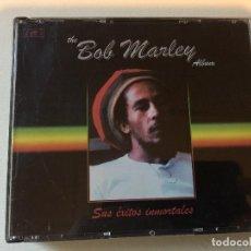 CDs de Música: THE BOB MARLEY ALBUM,,SUS EXITOS INMORTALES,,. Lote 116716459