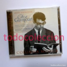CDs de Música: CD JOAN GUINJOAN : CHEZ GUINJOAN - (NUEVO, PRECINTADO). Lote 115628235