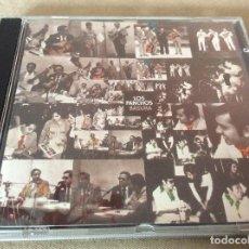 CDs de Música: LOS PANCHOS. BASURA. CBS SONY 1992.. Lote 116821375
